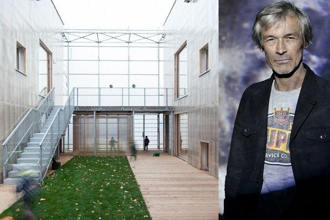 Petr Stolín je letošním Architektem roku, nedávno obdržel i Českou cenu za architekturu. Tu mu vynesla Mateřská škola Nová Ruda ve Vratislavicích.
