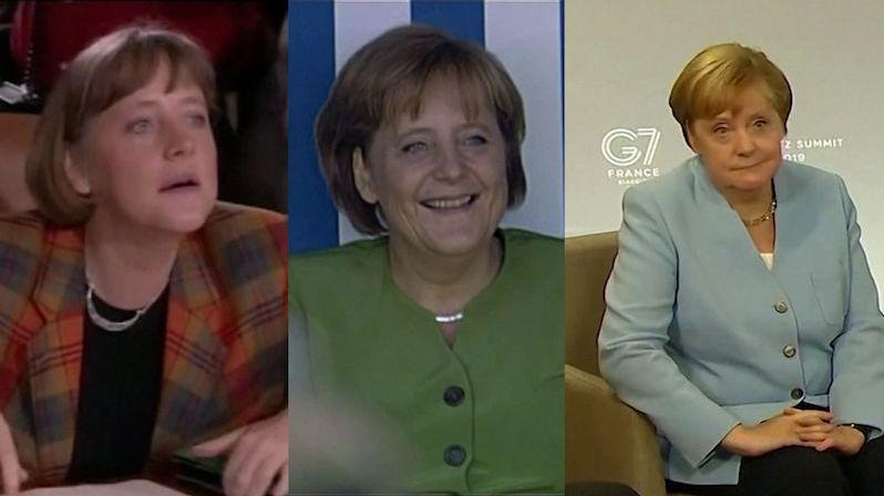 Tak šel čas s Merkelovou: Jedno rande s historií za druhým