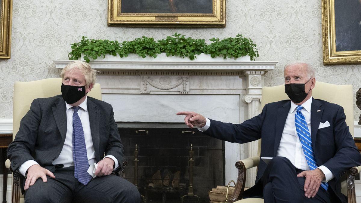 Naděje Británie na obchodní dohodu s USA slábnou