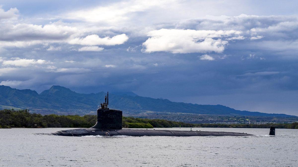 Americká jaderná ponorka třídy Virginia SSN Missouri