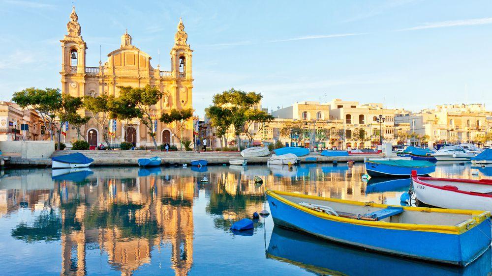 Malta láká na spoustu malebných zákoutí.