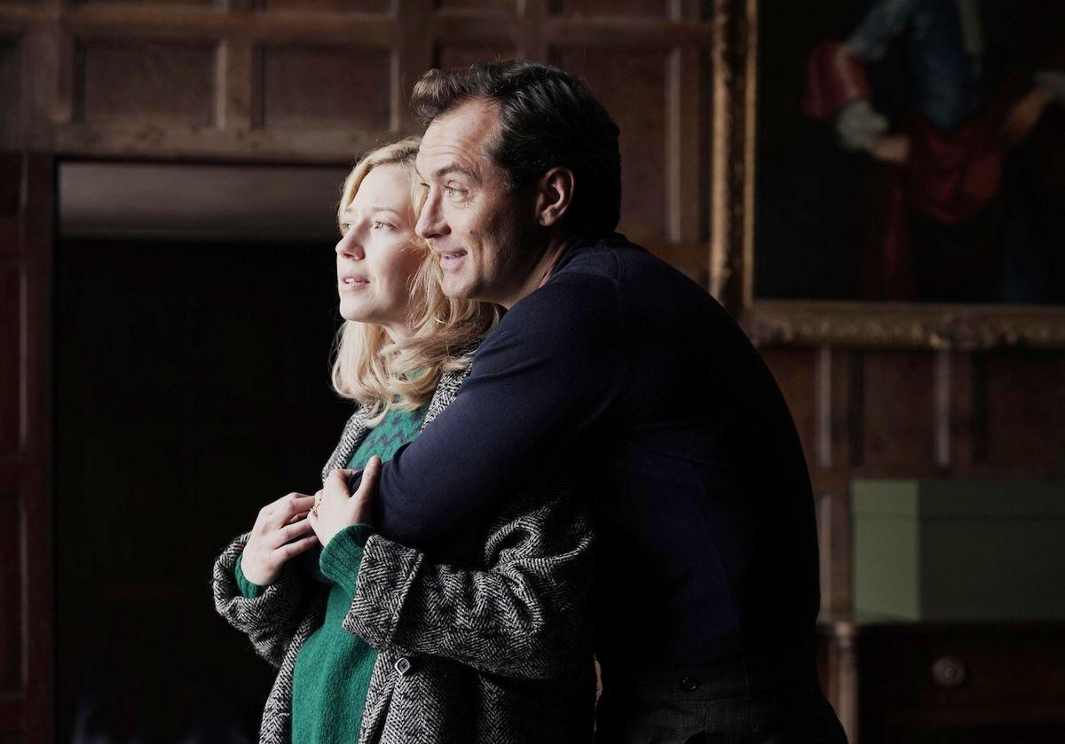 V dramatu Klícka hraje makléře, kterému se nedaří zajistit rodinné zázemí.