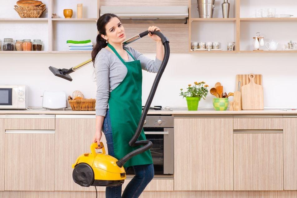 Pravidelným vysáváním předejdete nahromadění špíny a nečistot