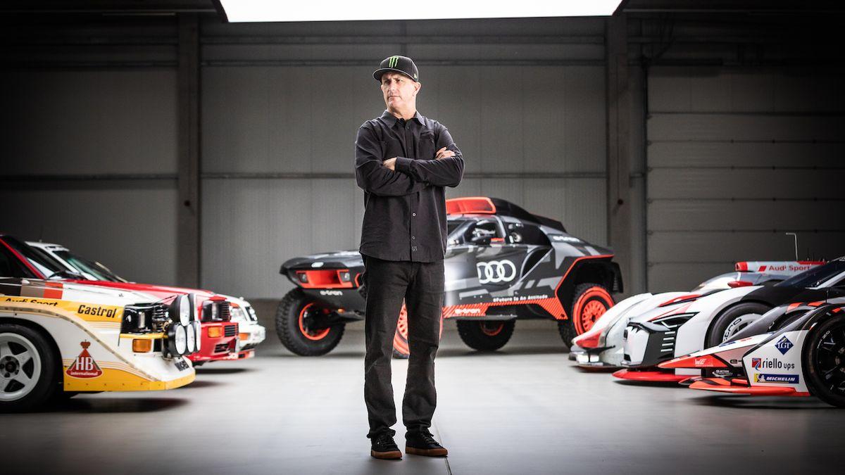 Ken Block se zapojí do vývoje Audi. V nečekané oblasti