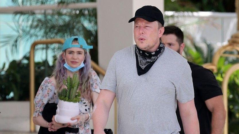Elon Musk se rozešel s přítelkyní Grimes