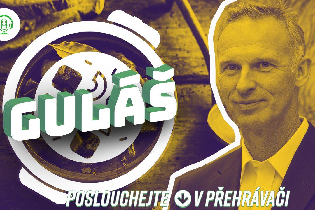 Podcast Guláš s Dominikem Haškem