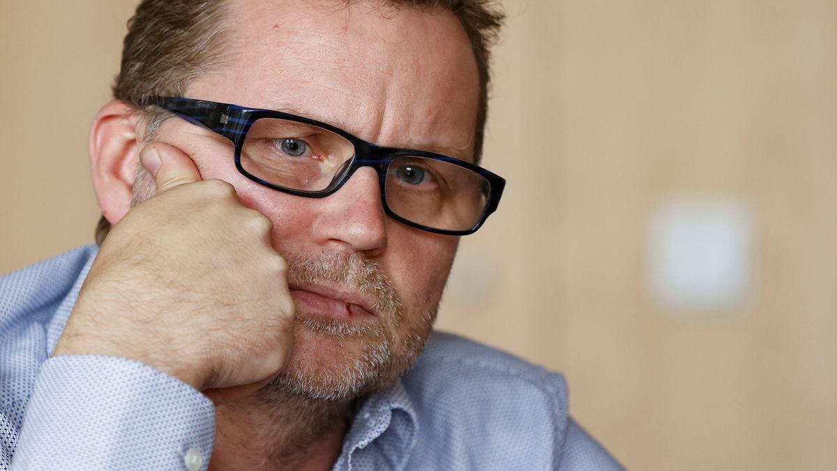 Univerzita nemá být apolitická, říká Michal Stehlík, kandidát na rektora Univerzity Karlovy
