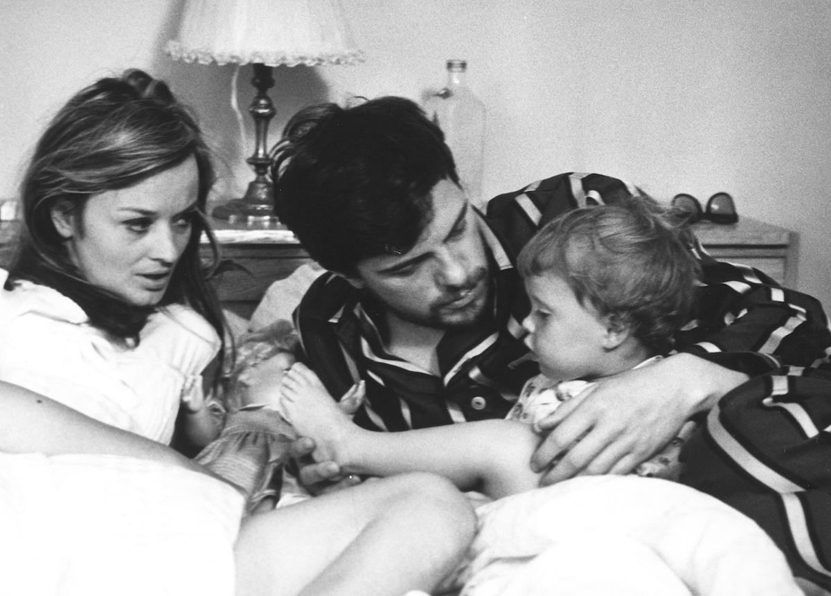 Evald Schorm ho obsadil mimo jiné do Návratu ztraceného syna (1966) s Janou Brejchovou.