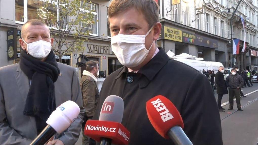 V ČSSD to vře kvůli Petříčkově kandidatuře
