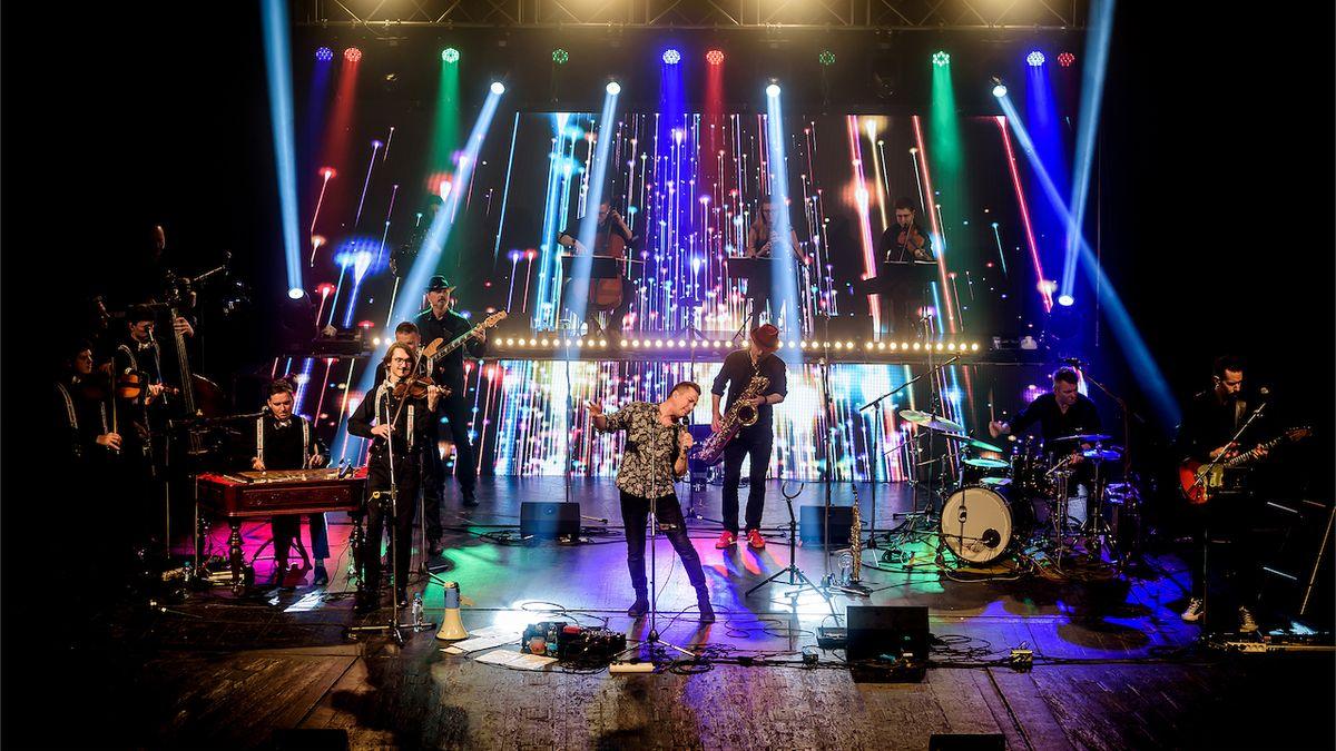 Petr Bende startuje Vánoční Live & Stream tour