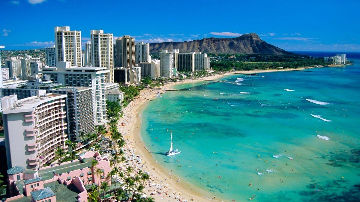 Havaj láká na práci na dálku. Uspěje ale jen padesát lidí