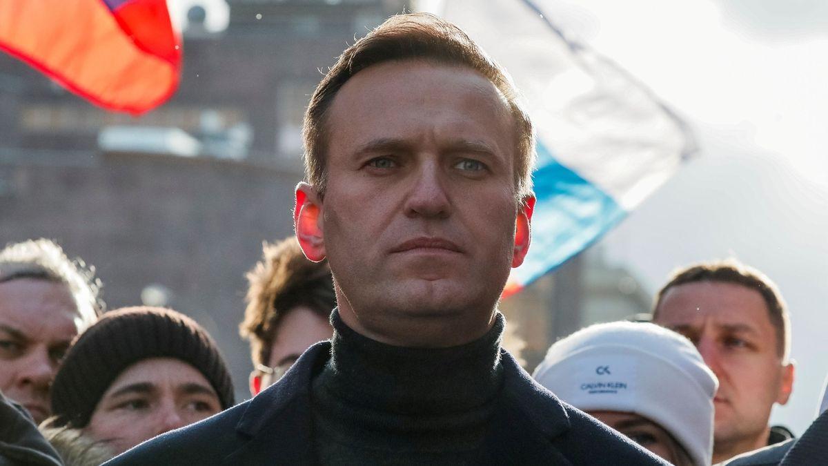 Navalnyj vyhlásil hladovku