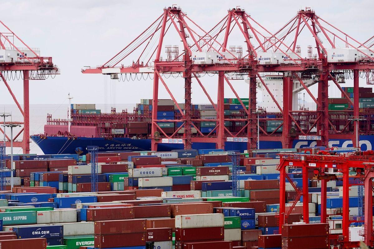 Čína je největším obchodním partnerem EU, poprvé předstihla Spojené státy
