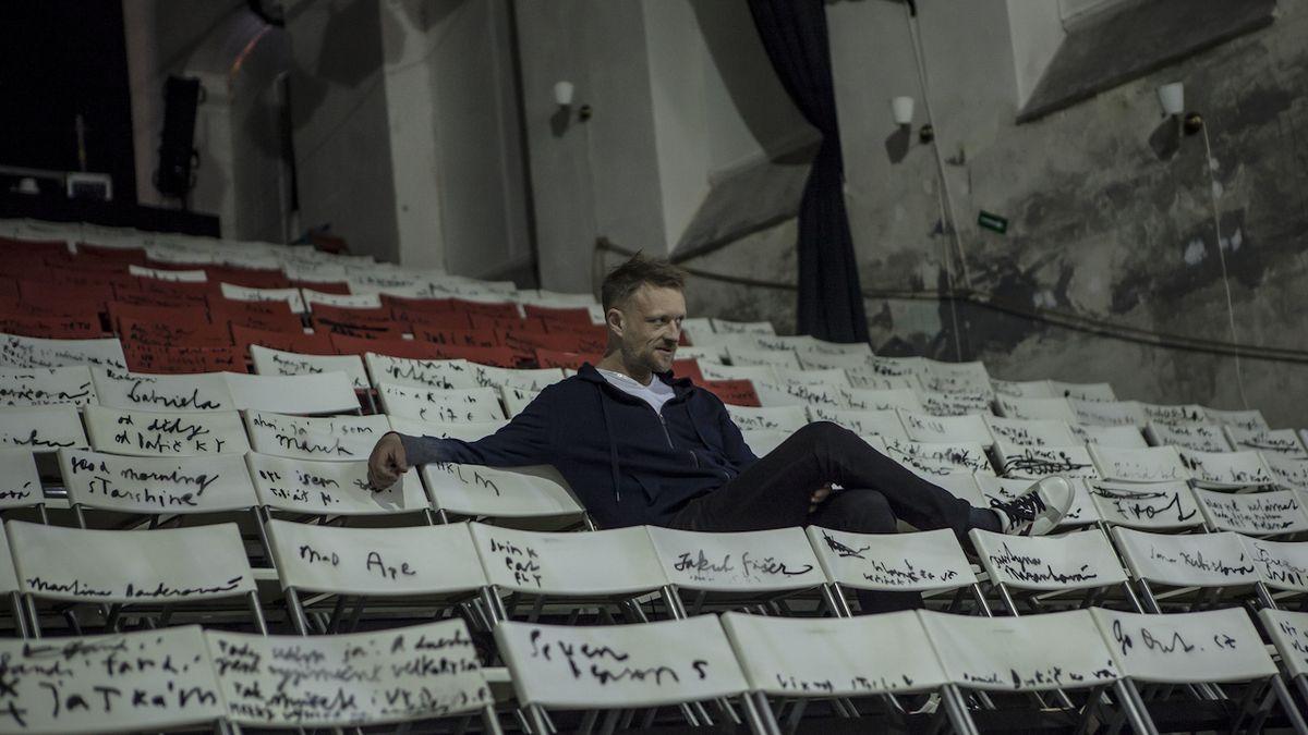 Pavla Beretová: Ano, budu Amerikánka. Viktor Tauš začíná natáčet úspěšnou divadelní hru
