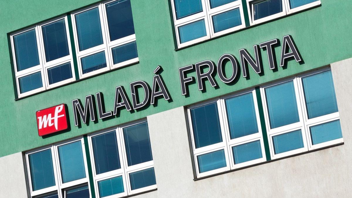 Soud ukončil provoz vydavatelství Mladá fronta