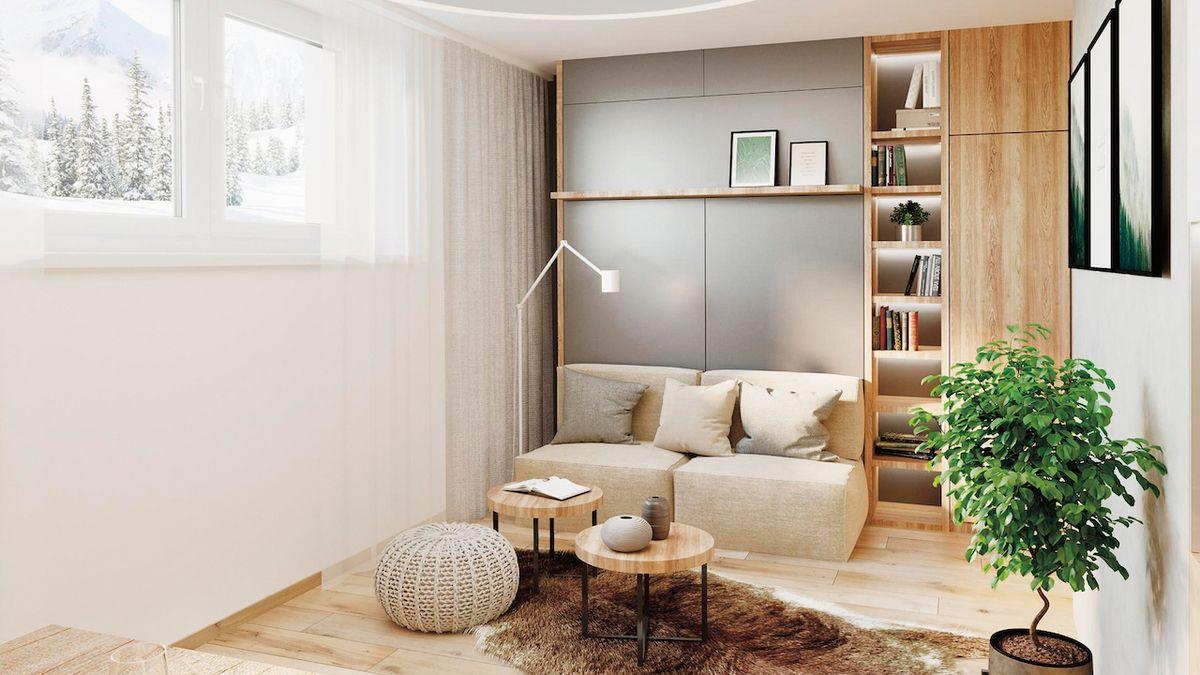 Jak zařídit startovací bydlení? Hlavně funkčně