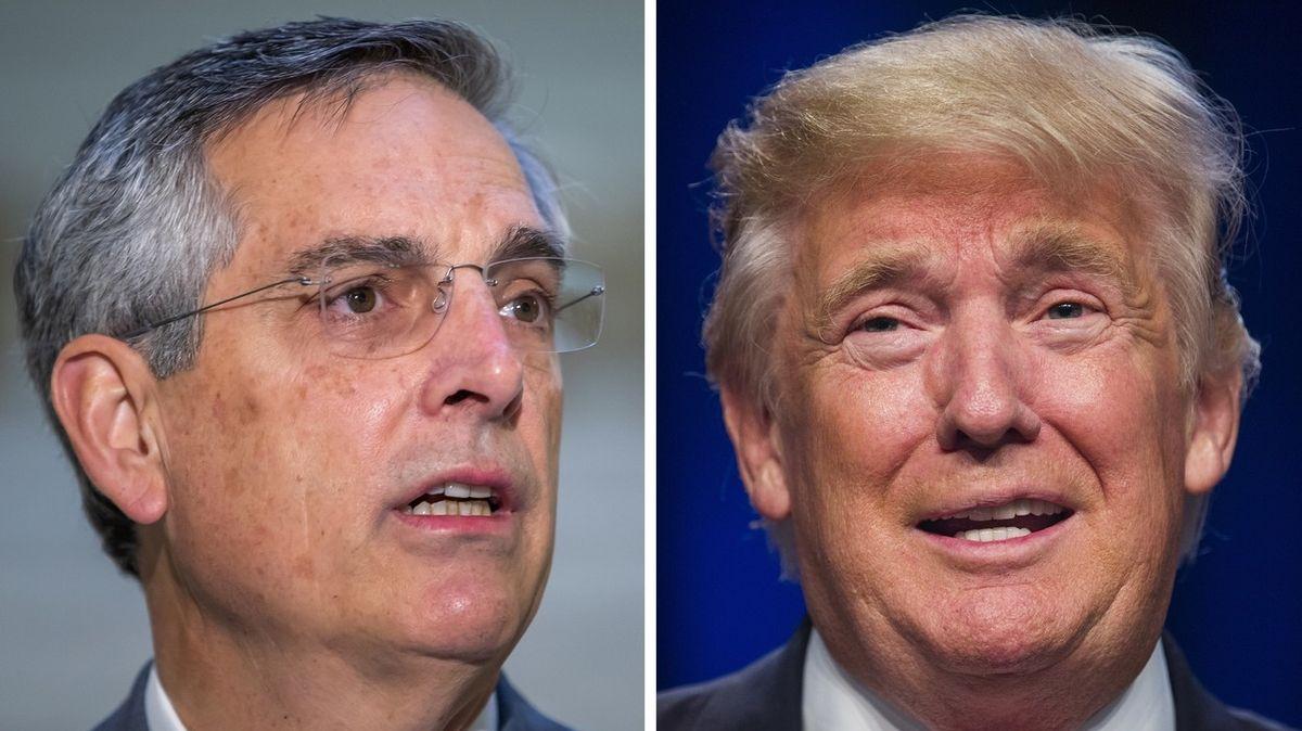 Trumpův pokus o ovlivnění výsledků voleb může vyústit ve vyšetřování