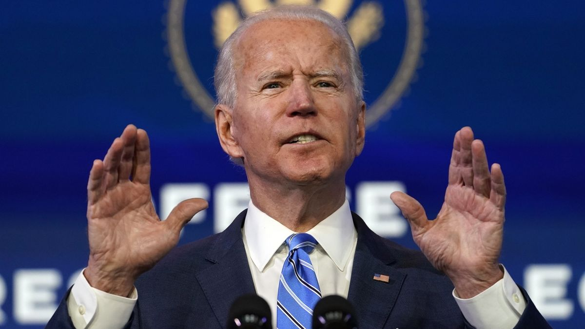 Biden představil plán na záchranu ekonomiky ve výši dvou bilionů dolarů