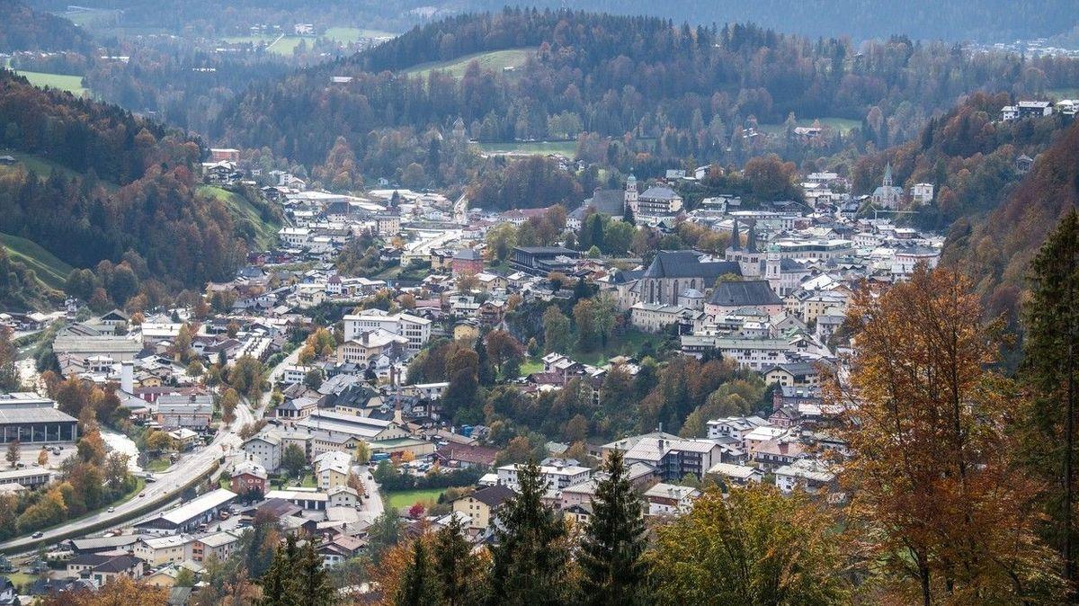 Záhada v Berchtesgadenu: Okres je tři měsíce v uzávěře, počty nakažených vůbec neklesají