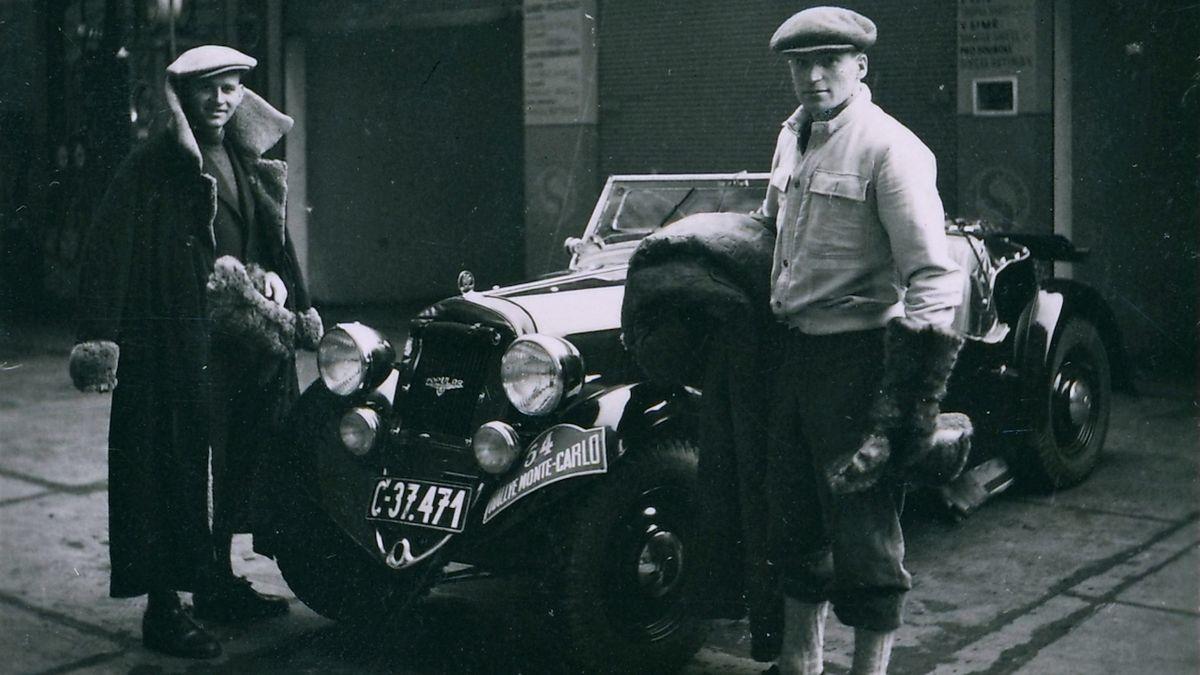 Před 85 lety Škoda poprvé vyrazila na Rallye Monte Carlo