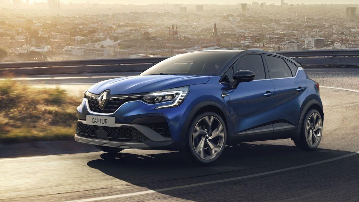 Renault oblékl model Captur do sportovního kabátu