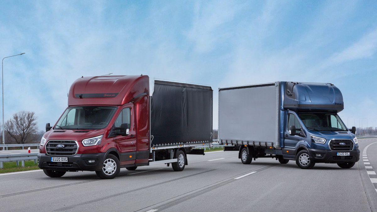 Transit vyrostl do obřích rozměrů, Ford tím reaguje na sílící poptávku