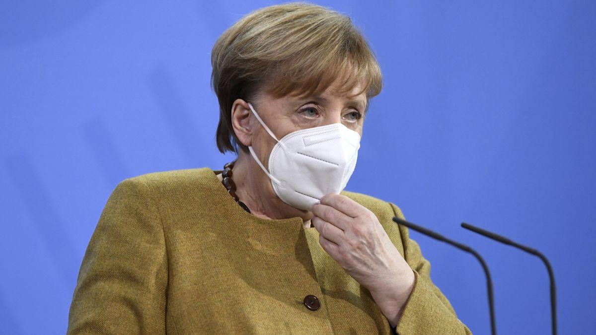 Odkaz Merkelové má v rukou covid-19