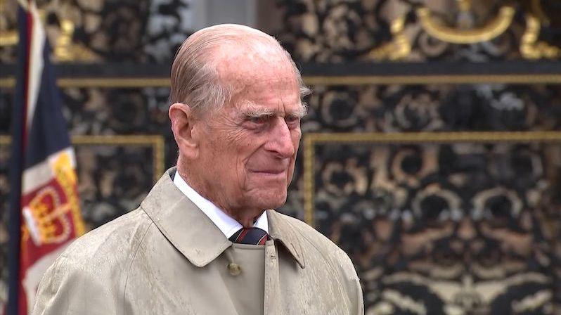 Stoletý manžel královny Alžběty II. je v nemocnici
