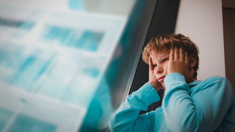 Proti frustracím a nudě pomáhá dětem pevný denní řád a co nejvíce pohybu