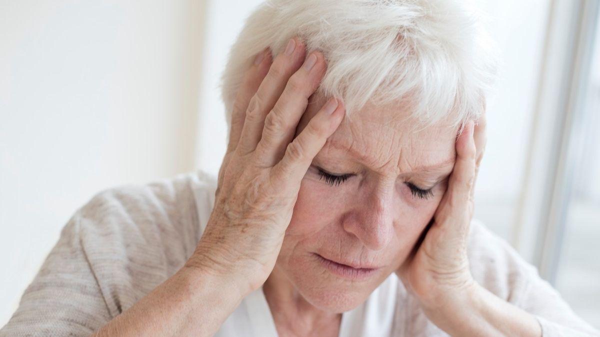 Pět typů bolestí hlavy, které není radno zanedbávat