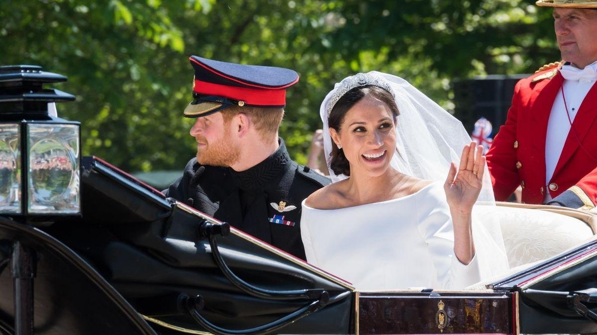 Harry s Meghan se nevzali tři dny předem, jak vyznělo ze slavného rozhovoru
