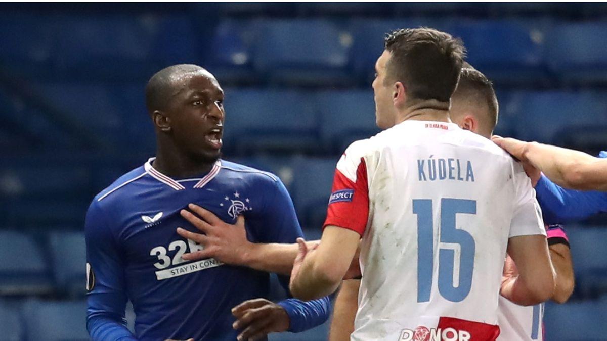 Slavia podala trestní oznámení za napadení Kúdely