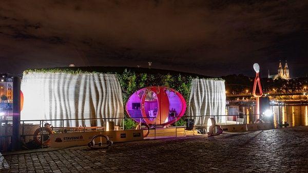 Buřinka získala zlato vsoutěži European Excellence Awards za první 3D tištěný dům Prvok