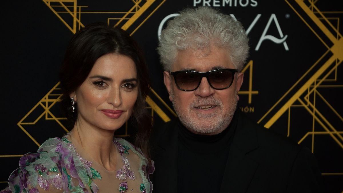 Almodóvar natáčí nový film s Penélope Cruzovou