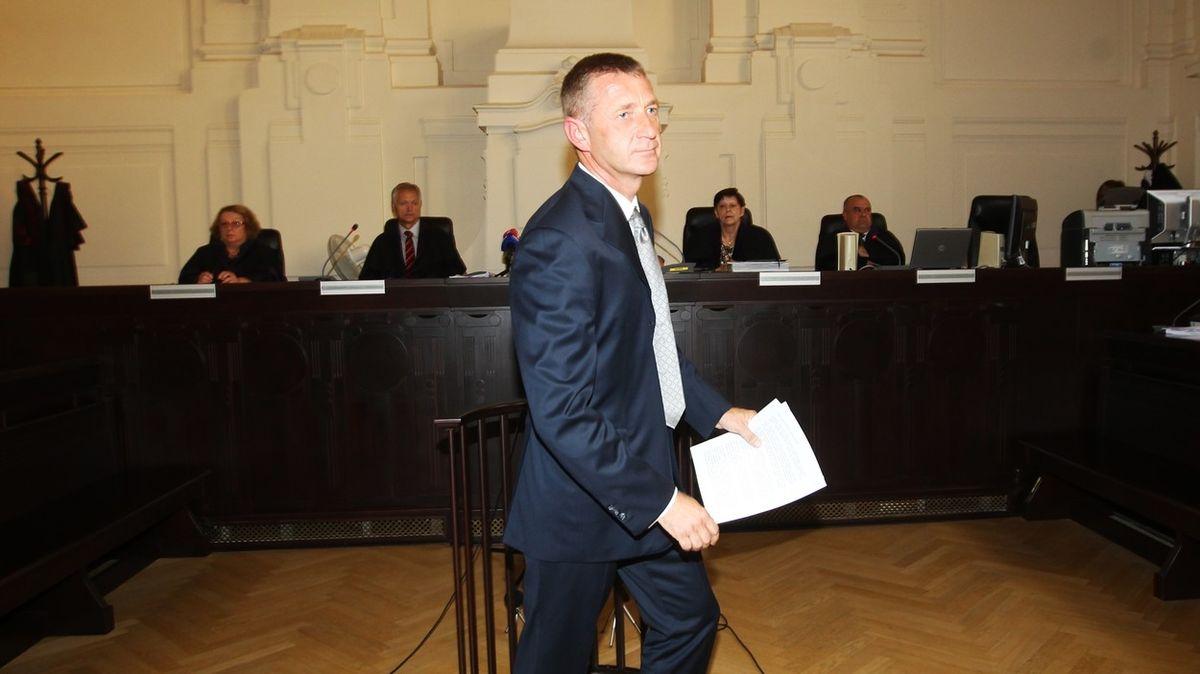 Lobbista Janoušek požádal o další přerušení trestu