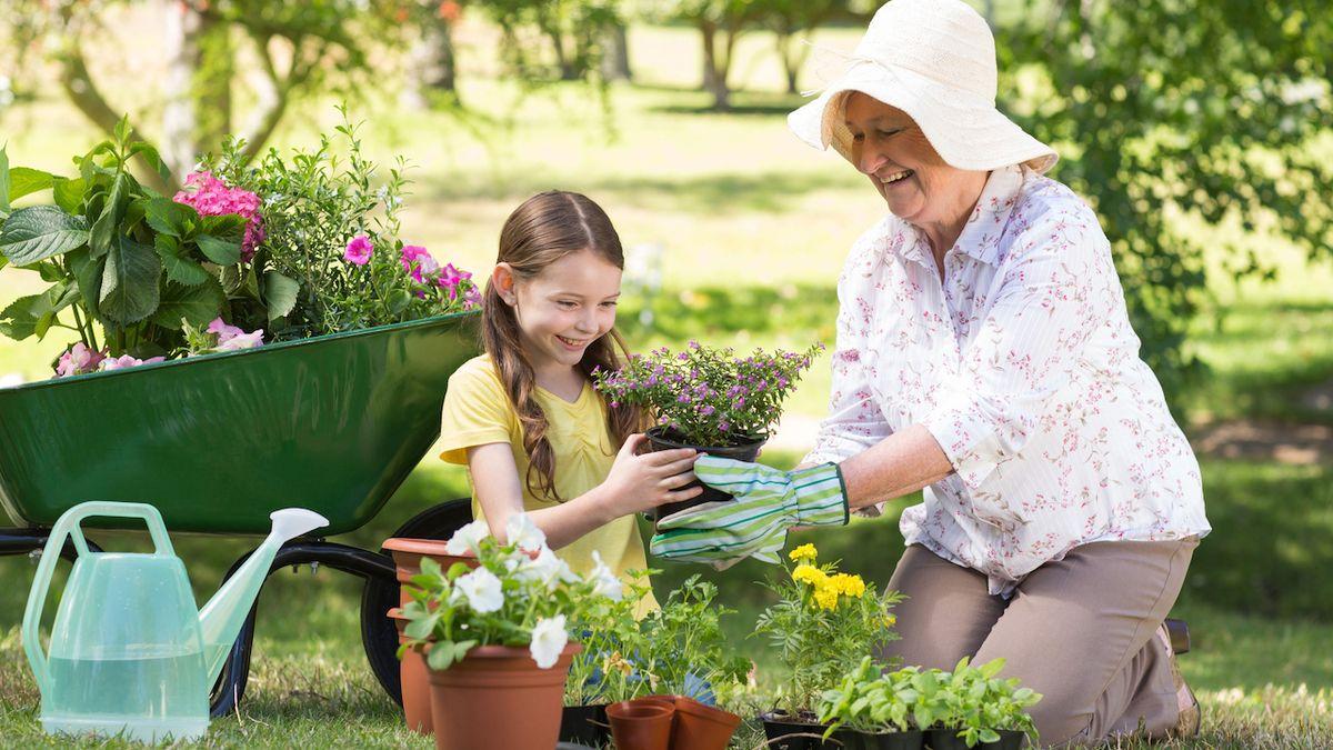 Šťastní zahradníci aneb Když práce dává pocit smysluplnosti a důležitosti
