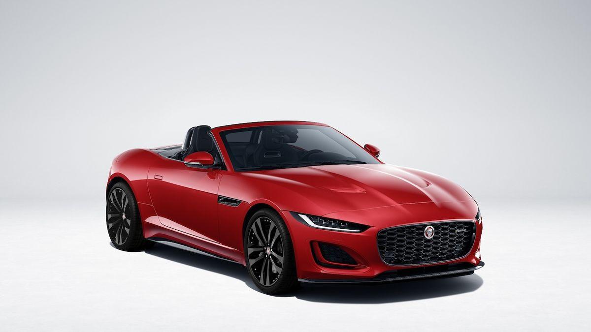 Jaguar F-Type přijíždí ve speciální temné edici
