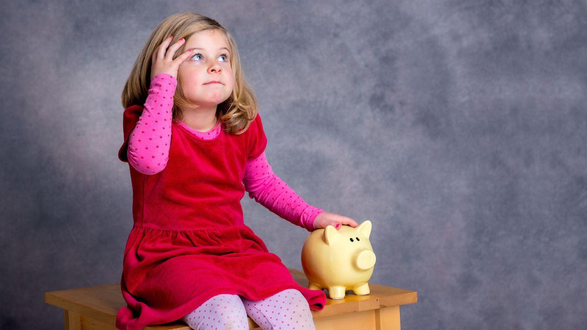 Jak naučit děti vycházet s penězi