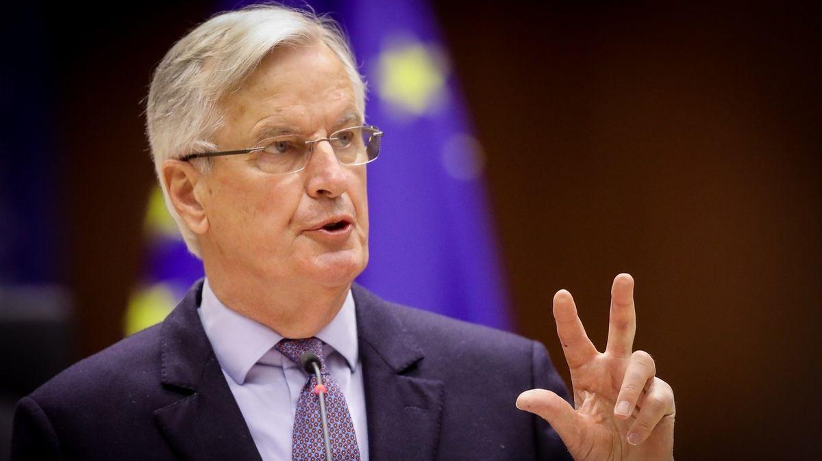 Barnier: EU neumí riskovat. Je jednodušší jednat samostatně
