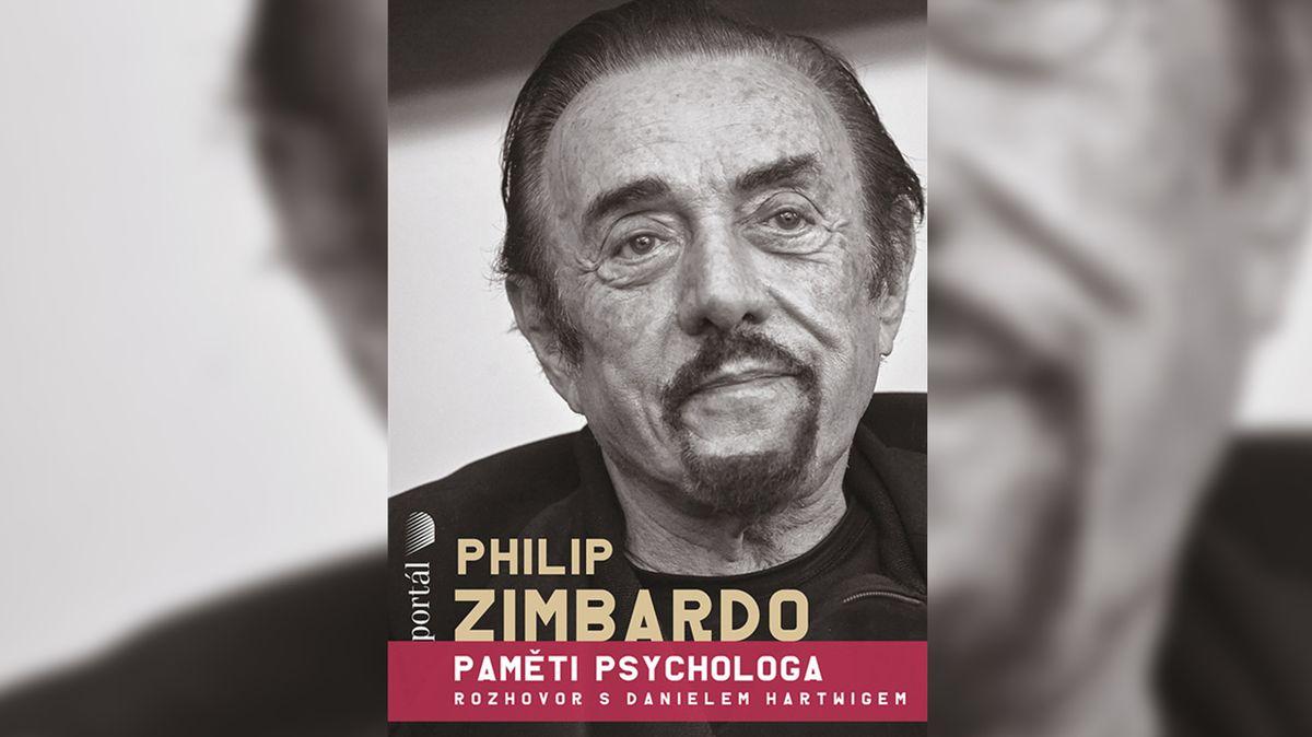 Považovali mě za italského mafiána. Slavný psycholog Zimbardo vzpomíná