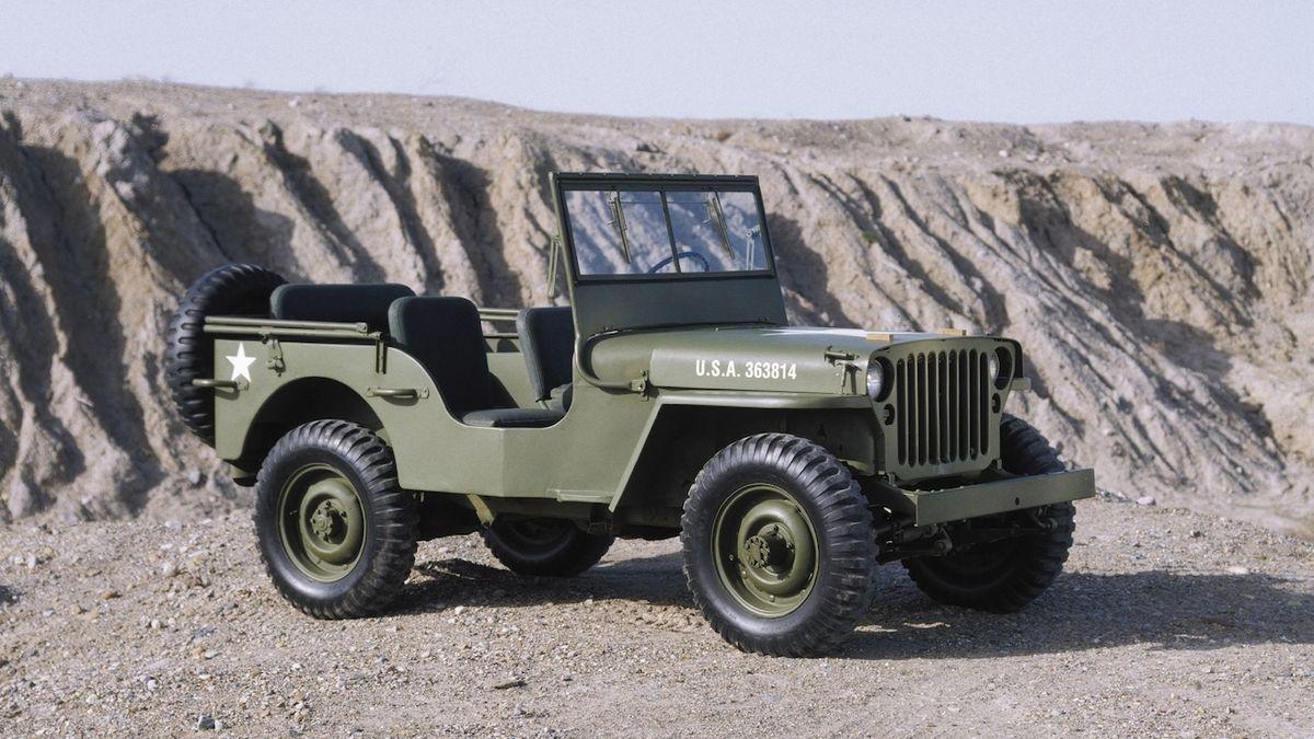 Jeep slaví 80 let. V začátcích pomohl porazit nacisty