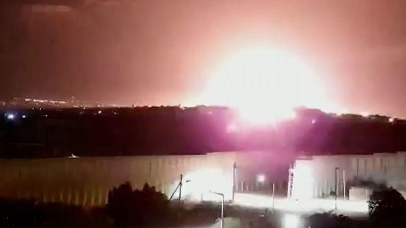 Izrael znovu ostřeloval Gazu a připravuje se na obnovení bojů