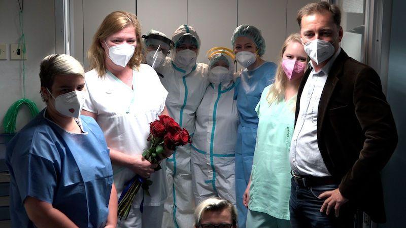 Jenom jsem se snažila přežít, bilancuje zdravotní sestra těžký koronavirový rok