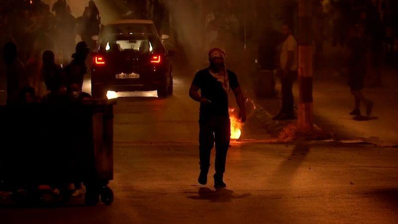 Další násilí v Pásmu Gazy. Izrael zasáhl 130 cílů, 15 Palestinců zemřelo