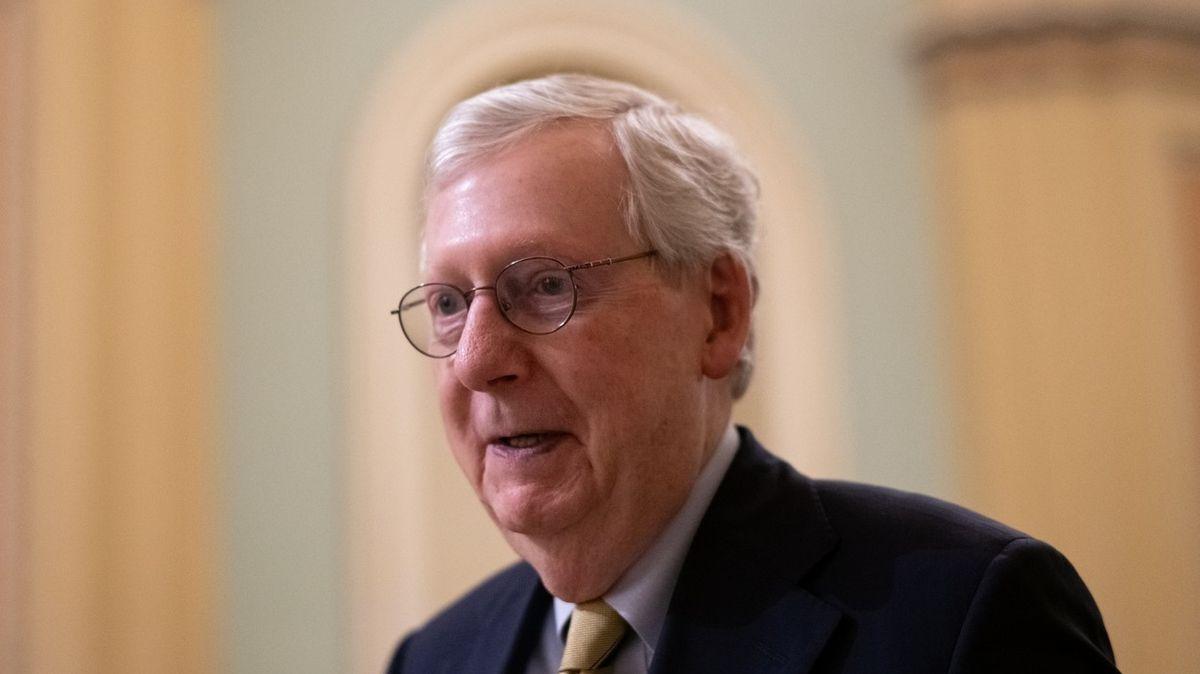 Republikáni zablokovali vyšetření útoku na Kapitol