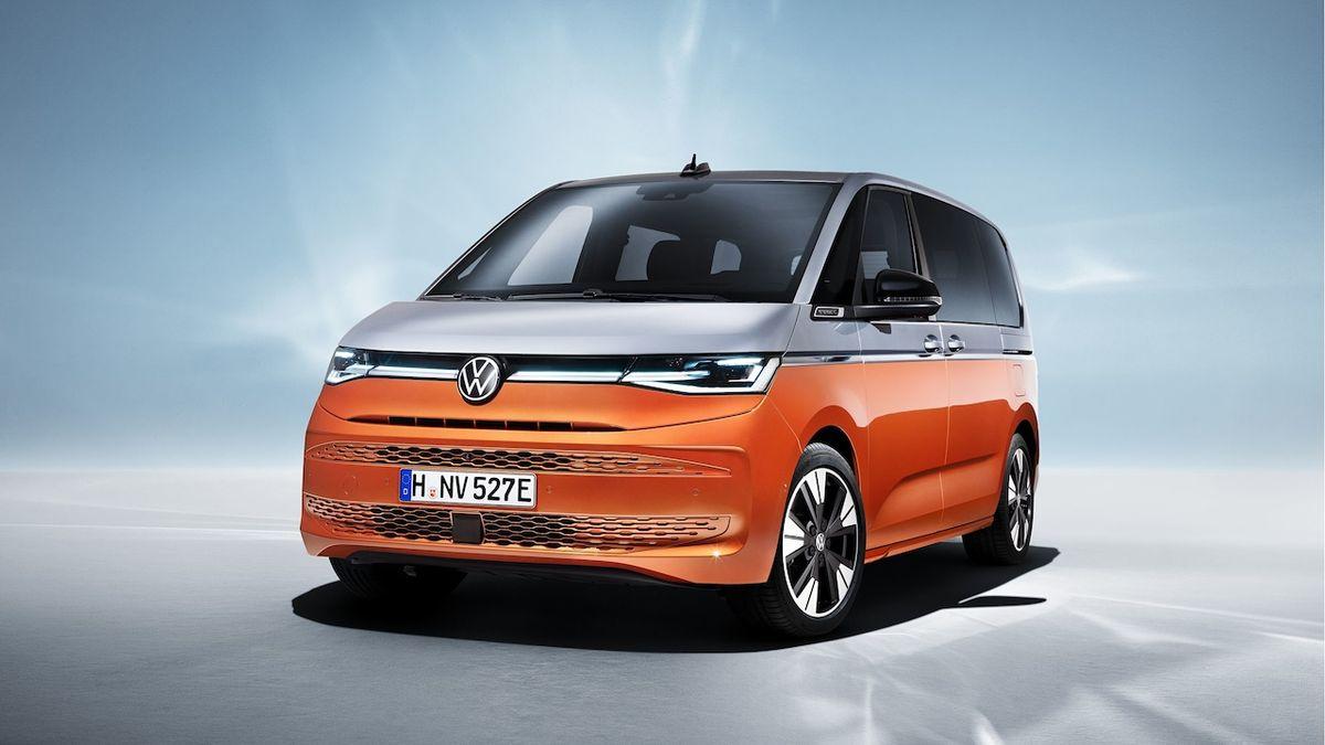 Volkswagen představuje nový multivan, přibližuje se osobním vozům