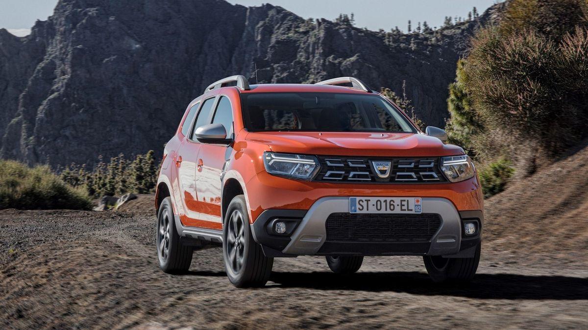Dacia Duster má po faceliftu