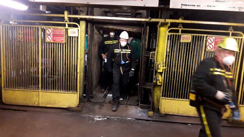 Havlíček: Těžba černého uhlí na Karvinsku by mohla trvat déle