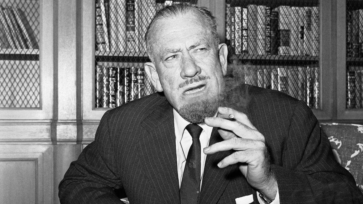 Po devadesáti letech objevili román Johna Steinbecka