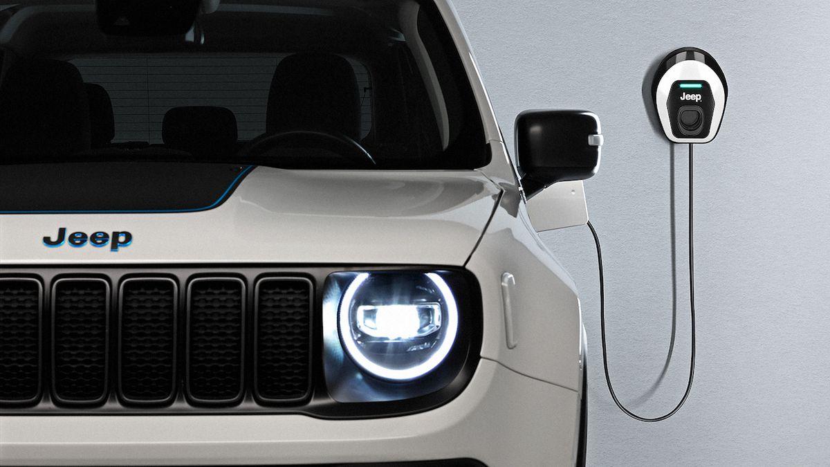Malinké SUV Jeepu by mohlo být plně elektrické